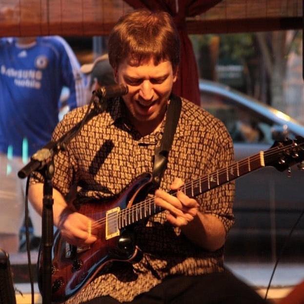 singer-guitar player